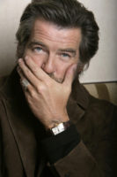 Pierce Brosnan - The Boston Globe 2006
