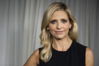 Sarah Michelle Gellar - Jordan Strauss Photoshoot 2013