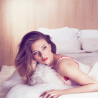 Scarlett Johansson - Marie Claire 2013