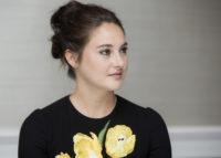 Shailene Woodley - Snowden Press Conference Portraits 2016