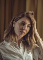 Sofia Coppola is photographed in Cannes, France