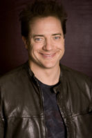 Brendan Fraser - USA Today 2008