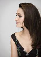 Emmy Rossum - Shameless press conference portraits 2017
