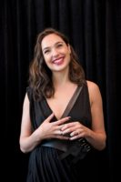 Gal Gadot - Wonder Woman Press Conference 2017
