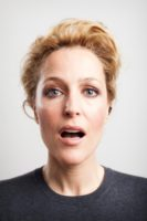 Gillian Anderson - Harry Borden Photoshoot 2012