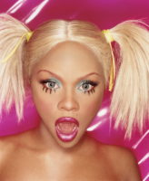 Lil' Kim - Vibe 2000