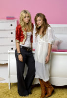Mary-Kate Olsen & Ashley Olsen - Self Assignment 2005