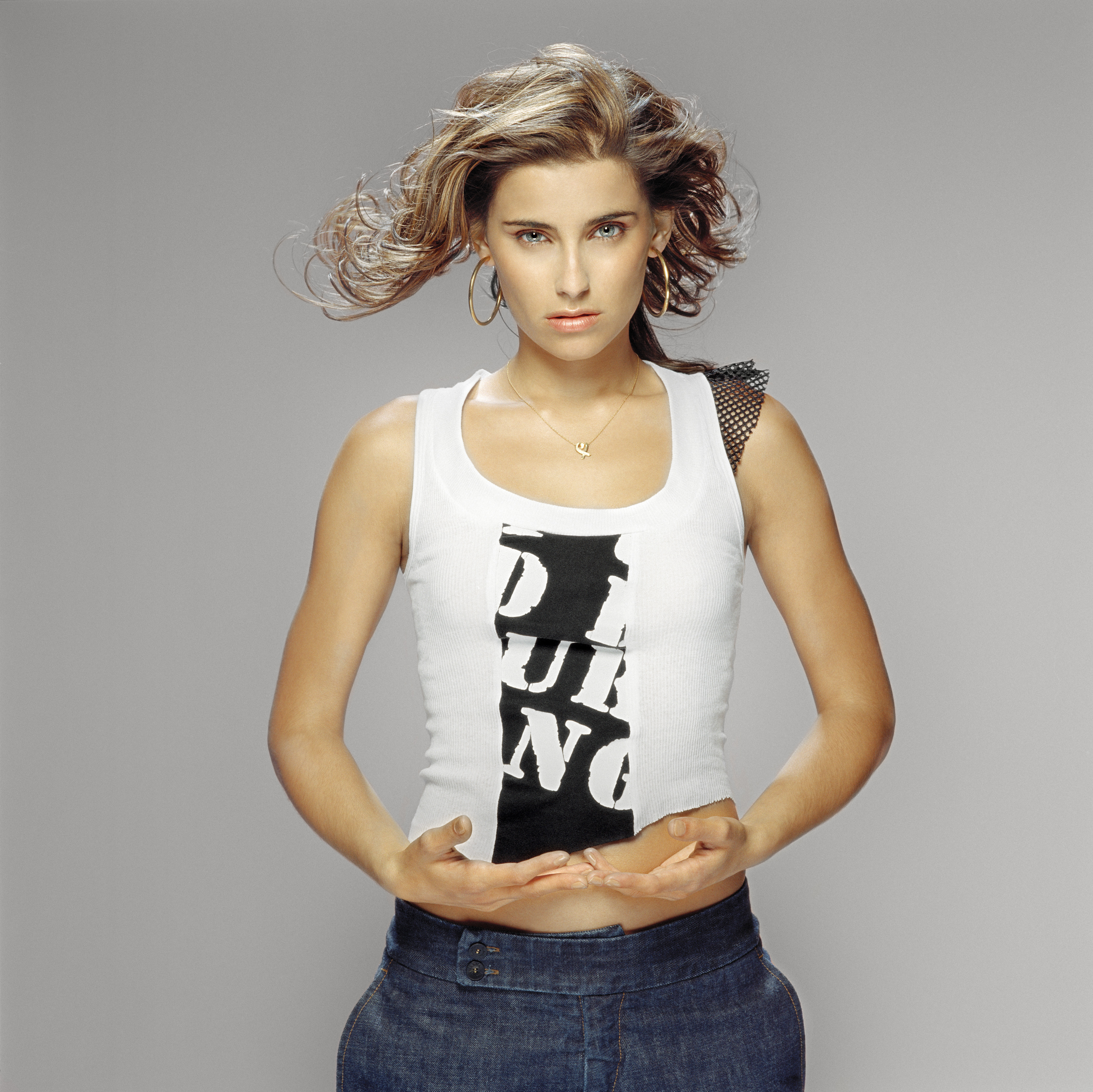 Nelly Furtado - Rolling Stone (August 23, 2002) HQ