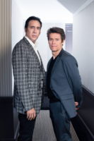 Willem Dafoe, Nicolas Cage - Self Assignment 2016