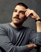 Zachary Quinto - 2017 Tribeca Film Festival portrait studio