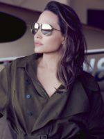 Angelina Jolie - Elle 2019