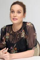 Brie Larson - The Glass Castle Press Conference 2017
