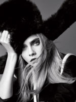 Cara Delevingne - Elle September 2016