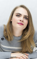 Cara Delevingne - Paper Towns Press Conference 2015