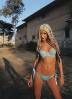 Christina Aguilera - Photoshoot for Blender (2002)