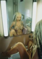 Christina Aguilera - Photoshoot for Blender (2002)