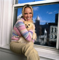 Kristin Chenoweth - Self Assignment 2003