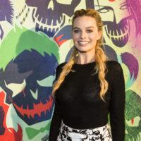 Margot Robbie - Suicide Squad Press Conference Portraits 2016