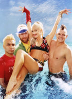Gwen Stefani & No Doubt - Rolling Stone (July 6, 2000)