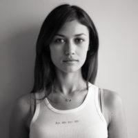 Olga Kurylenko - Portrait session in Paris 2005