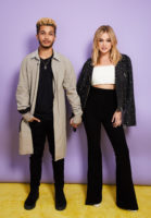 Olivia Holt & Jordan Fisher - Sara Jaye Weiss Photoshoot 2017