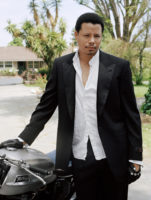 Terrence Howard - Vanity Fair 2005