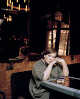 Adele - Portrait session in New York 2008