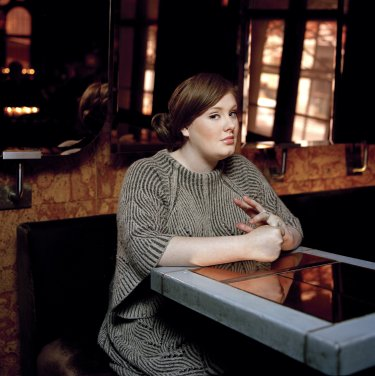 Adele - Portrait session in New York (2008) HQ