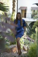 Aisha Tyler - Portrait session in Los Angeles 2007