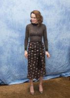 Daisy Ridley - Star Wars The Last Jedi press conference 2017