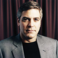 George Clooney - Portrait session in Cannes 2003