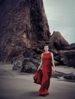 Milla Jovovich - Harper's Bazaar Spain 2016