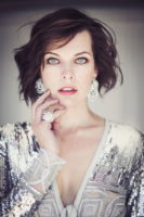 Milla Jovovich - Self Assignment 2016