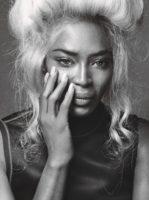 Naomi Campbell - W Magazine 2016