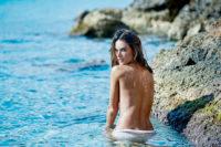 Alessandra Ambrosio - Body Art Collection Photoshoot 2016