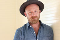 Ben Foster - Hell or High Water Press Conference Portraits 2016