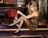Cara Delevingne - Topshop Christmas Collection 2014