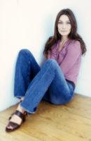 Carla Bruni - Portrait session in Paris 2002