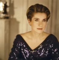 Catherine Deneuve - Marianne Rosenstiehl photoshoot 1992