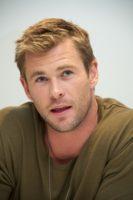 Chris Hemsworth - Blackhat Press Conference Portraits 2015