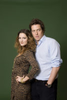 Drew Barrymore & Hugh Grant - USA Today 2007