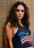 Eliza Dushku - Naomi Kaltman photoshoot 2002