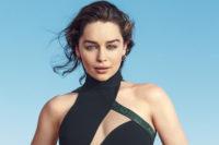 Emilia Clarke - Harper's Bazaar 2015
