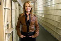 Marg Helgenberger - USA Today 2008
