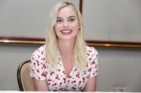 Margot Robbie - The Legend of Tarzan Press Conference 2016
