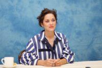 Marion Cotillard - Allied Press Conference 2016
