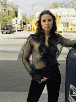 Mia Maestro - Vogue UK 2005