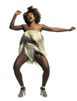 Tina Turner - Michel Comte photoshoot 1993