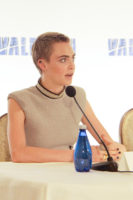 Cara Delevingne - Valerian and the City of a Thousand Planets press conference (2017)