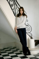 Carla Bruni - Portrait session in Paris (February 8, 2008)